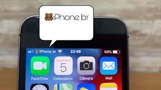 Como mudar o nome da operadora no iPhone !!iOS 12.0 ao 12.1.2.