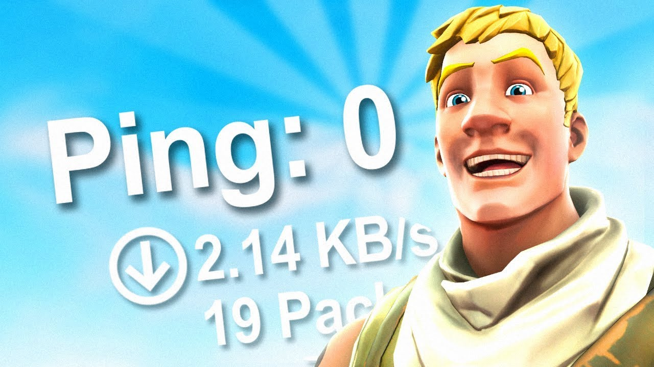 First game on 0 ping