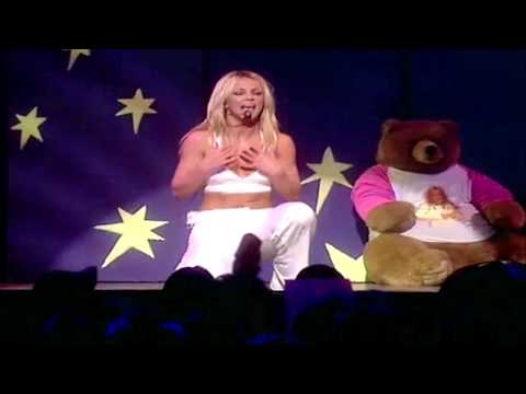 Britney Spears'Born to make You Happy'|HD|OIDIA Tour Live from London