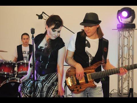 Кавер-группа Step By Step. Ритмичный рок-н-ролл.