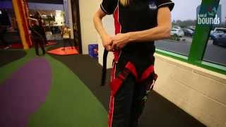 Clip N' Climb Training Video - Out Of Bounds, Rustington, West Sussex