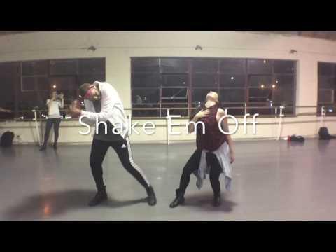 Syd - Shake Em Off - choreography by Leslie Panitchpakdi