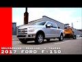 2017 Ford F-150 Walkaround, Hauling, & Towing