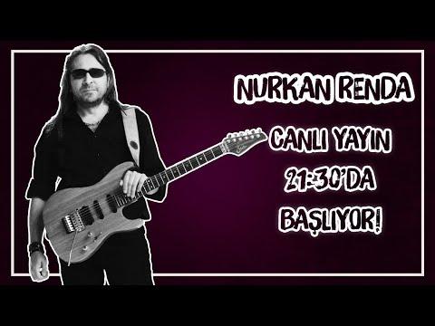 Nurkan Renda ile Gitar Vlogları - CANLI