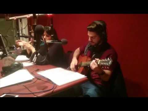 Javier Varesco - Te vi caer - Acústico en Radio Delta