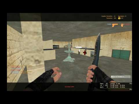 Little kid losing admin by abusings result - Counter-strike: Source
