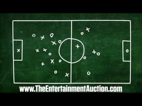 Barcelona FC vs Vålerenga - The Entertainment Auction com  Football 001 -