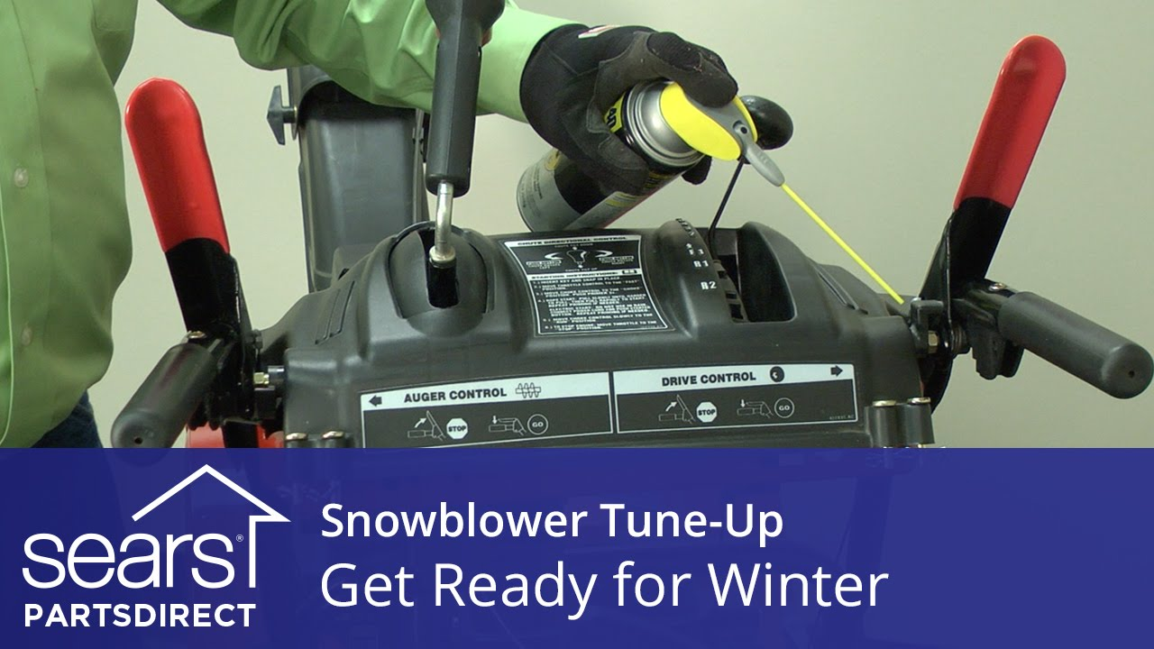 arien snowblower fuel filter location [ 1280 x 720 Pixel ]