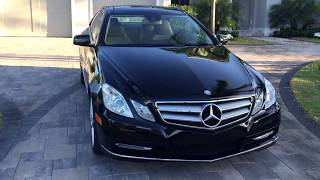 2013 mercedes benz e350 coupe amg sport for sale by auto europa naples mercedesexpert com