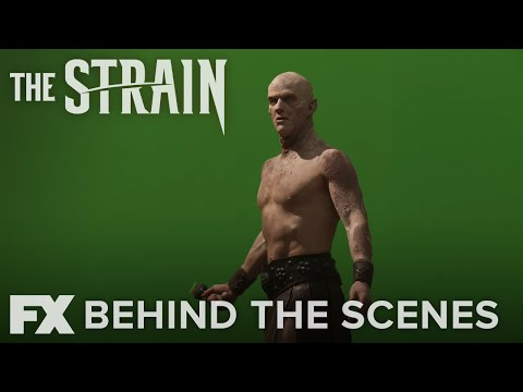 The Strain  Inside Season 2: Quinlan & The Ancients  FX