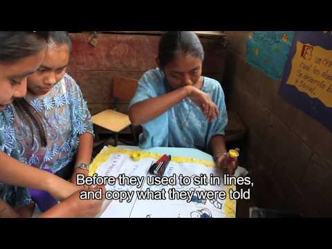 Active Schools in rural Guatemala