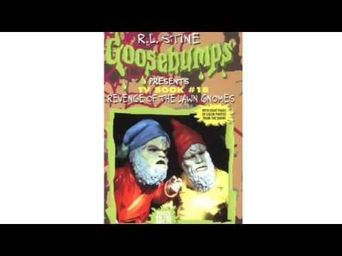 All Of The Goosebumps Presents Tv Book Books