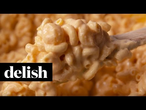 Slow-Cooker Mac And Cheese | Delish