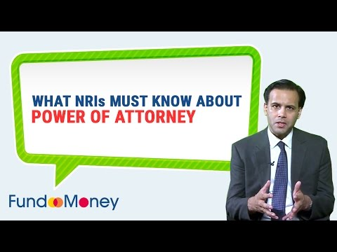 What NRIs Must Know About Power of Attorney