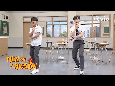 Park Ji Hoon & Kim Min Jae forms an idol group 😏| Men on a Mission EP195 [ENG SUBS]