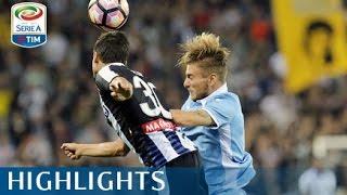 Udinese - Lazio 0-3 - Highlights - Giornata 7 - Serie A TIM 2016/17