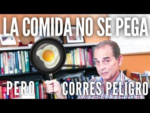 Episodio #1609 La Comida No Se Pega Pero Corres Peligro