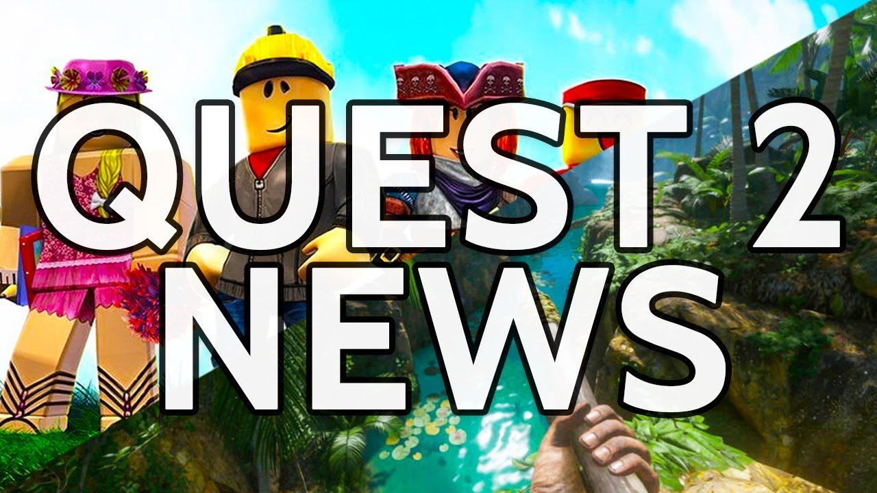 NEW Oculus Quest 2 News! | Green Hell VR & Quest Menu Update Incoming