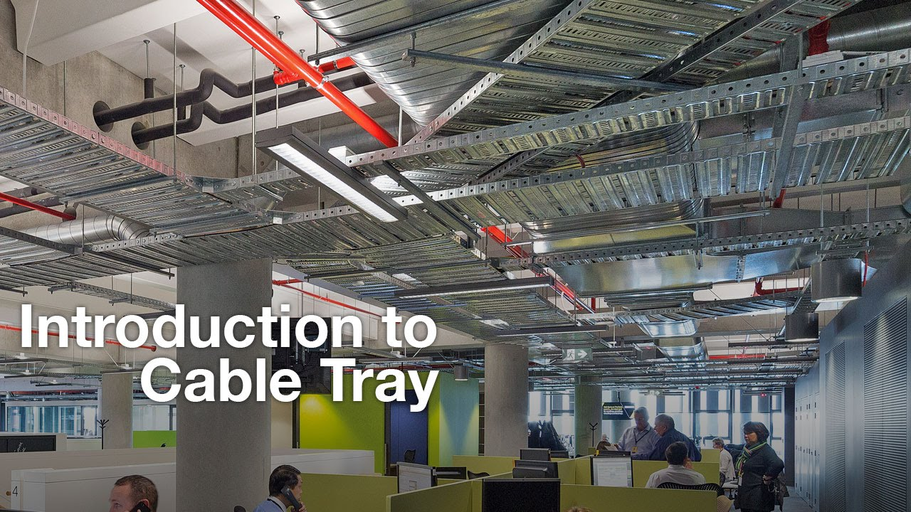 Introduction To Cable Tray Youtube
