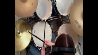 you are beautiful my sweet sweet song third day drum cover by maya zohar