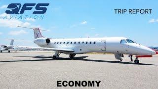 TRIP REPORT | JetSuiteX - ERJ 135 - Burbank (BUR) to Las Vegas (LAS) | Economy