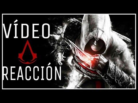 ASSASSIN'S CREED - Offical Trailer (vídeo reacción) Alfalfin