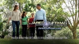 Abby T.V. Ad - Huffman for Congress