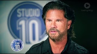 Lorenzo Lamas Reminisces About His 'Grease' Days | Studio 10