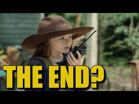 The Walking Dead Series Ending Discussion & News - TWD Will End With Season 12?