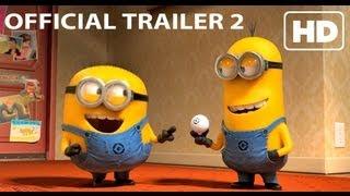 Despicable Me 2 - Trailer 2 - Official HD