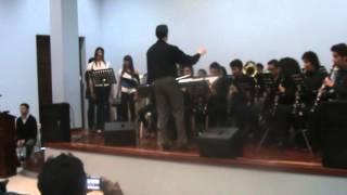 banda licmus uptc danza negra lucho bermudez
