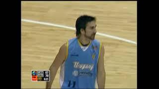 Lo mejor de Martín Osimani, ex jugador de Obras Basket