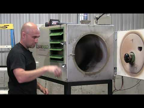How to Clean Out Your Waste Oil Furnace - Clean Energy Heating Systems