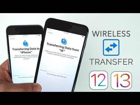 How To Transfer ALL Data From Old IPhone To New IPhone!