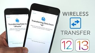 NEW iOS Data Migration Feature - It's INCREDIBLE!