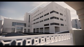 Tafila New Hospital - Project Flythrough