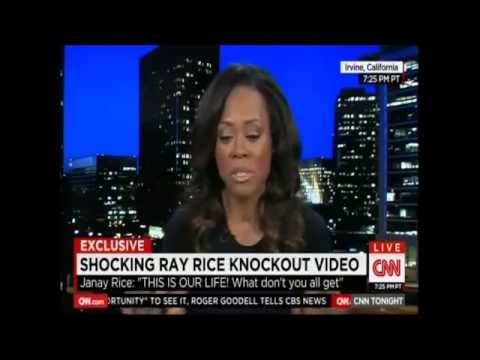 Robin Givens on CNN, 9 Sept 2014