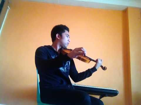 Runaway  (violin cover)
