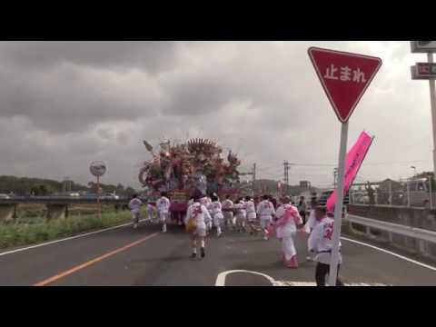 剣神社神幸祭2019
