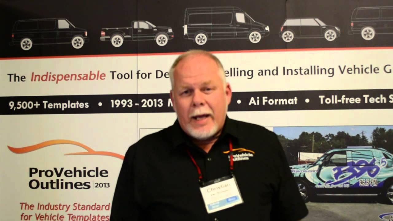 pro vehicle outlines signworld preferred partner youtube