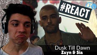 Download Lagu Zayn - Dusk Till Dawn (Feat. Sia) Reaction / Reação Mp3