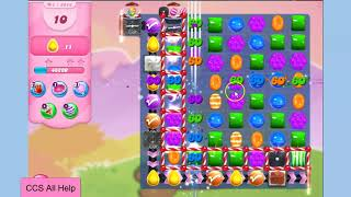Candy Crush Saga Level 5213 NO BOOSTERS Cookie