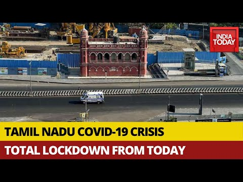 Coronavirus in Tamil Nadu: Total Lockdown In Chennai, Coimbatore & 3 More Cities