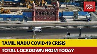 Coronavirus in Tamil Nadu: Total Lockdown In Chennai, Coimbatore & 3 More Cities