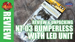 Video Mini 4WD Review - N/T-03 Bumperless Unit with LED download MP3, 3GP, MP4, WEBM, AVI, FLV Desember 2017