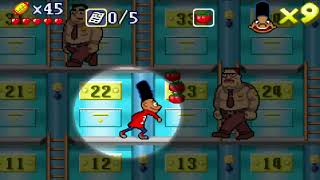 Hey Arnold! The Movie - Part 14 (Stage 4-2) Safe Box Room (Game Boy Advance)