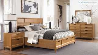 Sedona Panel Storage Bedroom Collectin From American Drew