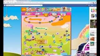 Candy Crush Cracker demo - hack Candy Crush!