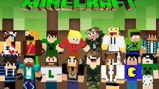 skins de minecraft de youtubers