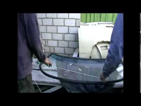 Установка стекла на ВАЗ 2101-2107 скачать